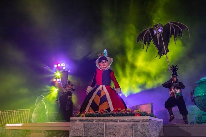 ジャック・スケリントンのヴィランズ大集合 ディズニー・ハロウィーン・タイム(C)Disney