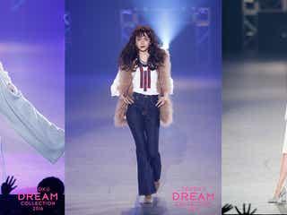 松井愛莉・みちょぱ・筧美和子ら人気モデル集結 パワーアップした「東北ドリームコレクション2016」に観客熱狂