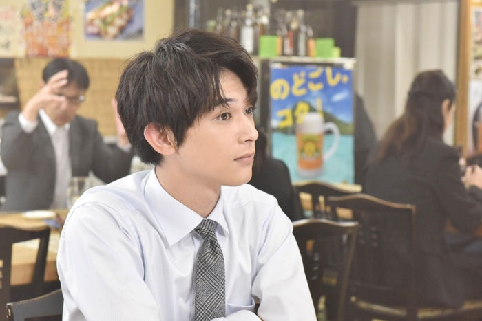 吉沢亮/「サバイバル・ウェディング」より(C)日本テレビ
