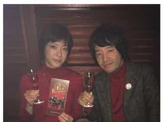 """上野樹里、夫・和田唱との""""久々2ショット""""公開「素敵な夫婦」「憧れる」と反響殺到"""