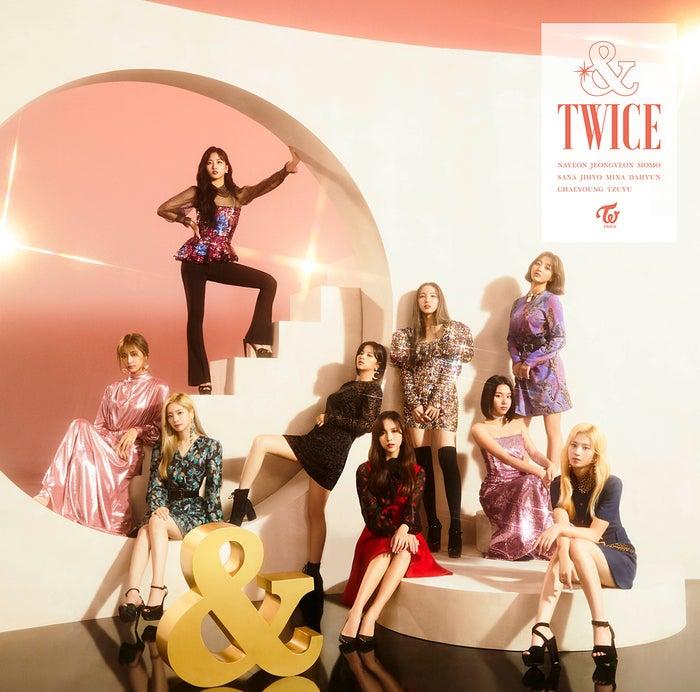 TWICE/JAPAN 2nd ALBUM『&TWICE』(11月20日発売)ONCE JAPAN盤(提供写真)