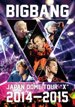 BIGBANG、最新ジャパンドームツアーDVD & Blu-rayが3/25発売初日オリコン1位スタート