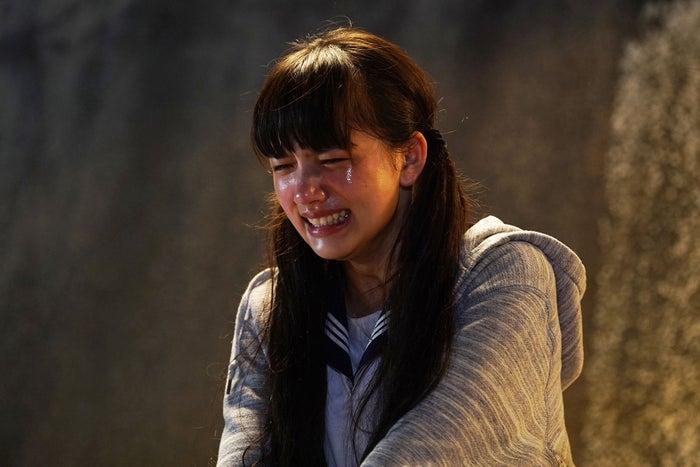 清原果耶の号泣シーンに感動広がる(C)2017 映画「3月のライオン」製作委員会