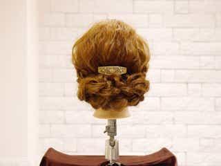 ギブソンタックは癖毛の人にこそオススメ☆モコモコがかわいい三つ編みヘアアレンジ