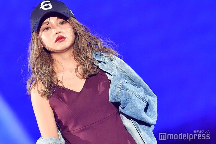 「神戸コレクション2018 AUTUMN/WINTER」に出演した吉木千沙都 (C)モデルプレス