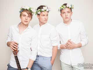 スウェーデンで人気の3兄弟ユニット「JTR」歌唱力とそのイケメンぶりが話題に