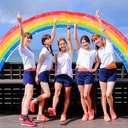 「TOKYO GIRLS RUN」(提供写真)