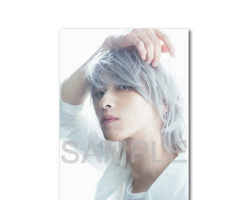 横浜流星、貴重な銀髪ショットも展示 写真展開催を発表