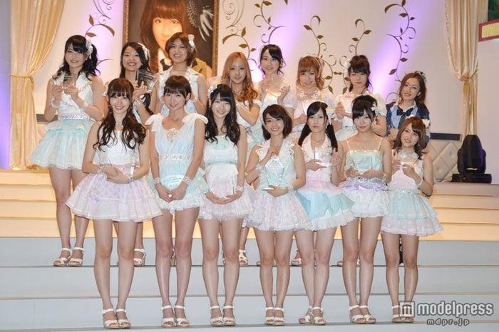AKB48(写真は昨年の選抜総選挙時に撮影)
