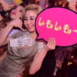 「バブレスク」の様子/場所:バーレスク東京(提供写真)