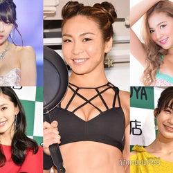 SASUKE女性版「KUNOICHI」注目美女をおさらい リ…