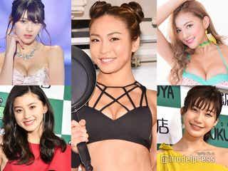 SASUKE女性版「KUNOICHI」注目美女をおさらい リア・ディゾンの再来、リアル峰不二子、完璧美ボディトレーナー…