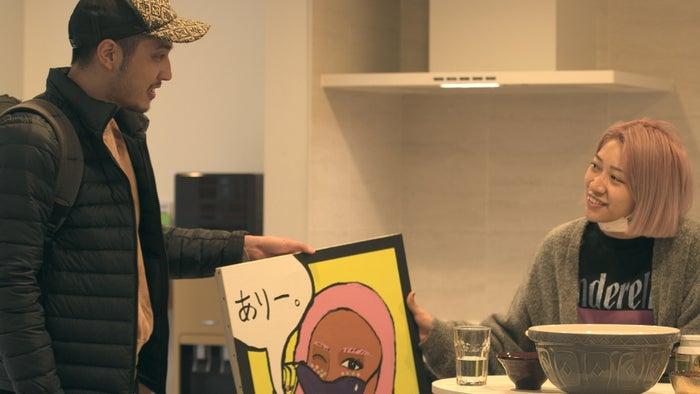 小林快、木村花さん「TERRACE HOUSE TOKYO 2019-2020」39th WEEK(C)フジテレビ/イースト・エンタテインメント