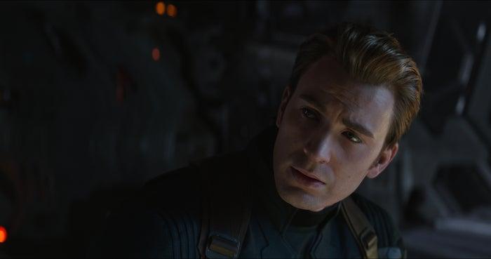 キャプテン・アメリカ/映画『アベンジャーズ/エンドゲーム』より(C)Marvel Studios 2019