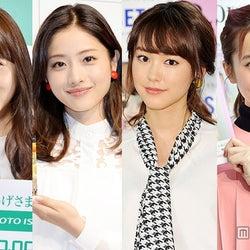 「世界で最も美しい顔100人」発表 石原さとみが日本人トップに
