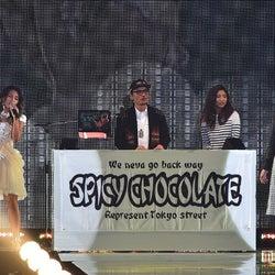 SPICY CHOCOLATE、今井華・清水翔太ら集結で豪華コラボ<東京ランウェイ 2015 S/S>