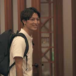 新メンバーの河野聡太 「TERRACE HOUSE OPENING NEW DOORS」35th WEEK(C)フジテレビ/イースト・エンタテインメント