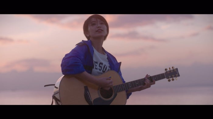 miwa「タイトル」MVより(提供写真)