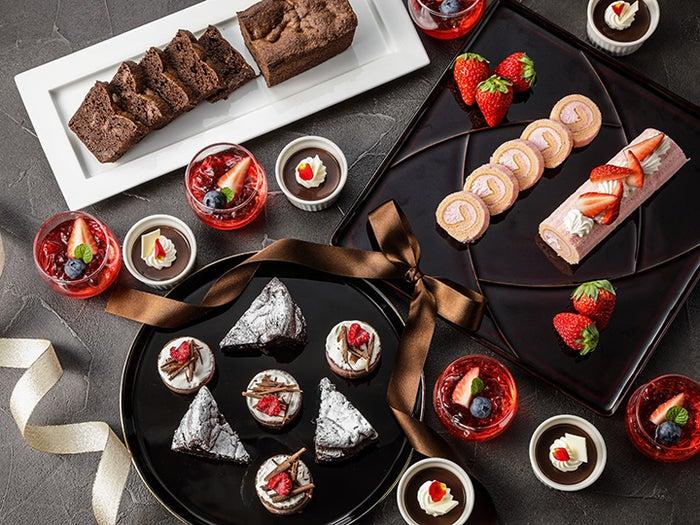 バレンタインブッフェ~Berry&Chocolat/画像提供:ニッコー・ホテルズ・インターナショナル