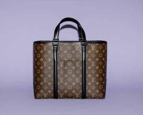 ルイ・ヴィトンのバッグ&ウォレットはダークトーンの新色が正解!──特集:「バッグと財布」