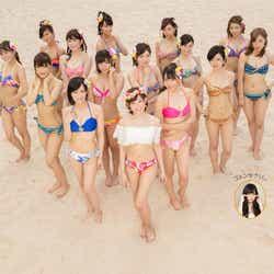 NMB48 (画像提供:テレビ朝日)
