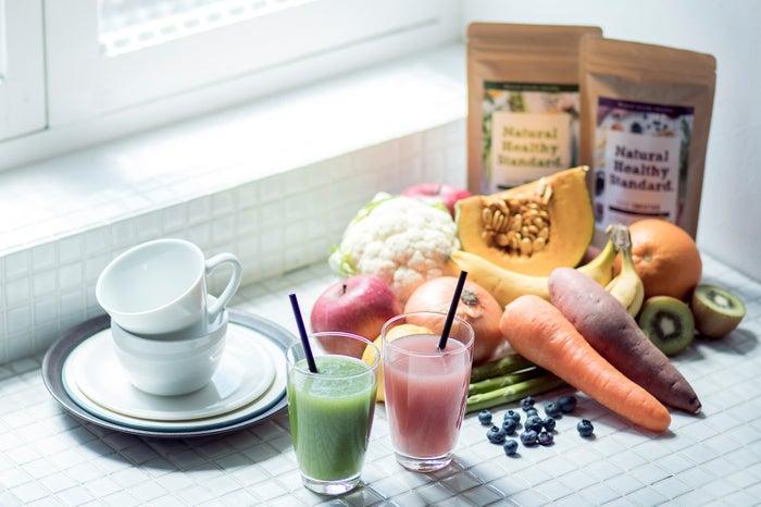 置き換えるだけの楽ちんダイエット「ミネラル酵素スムージー」