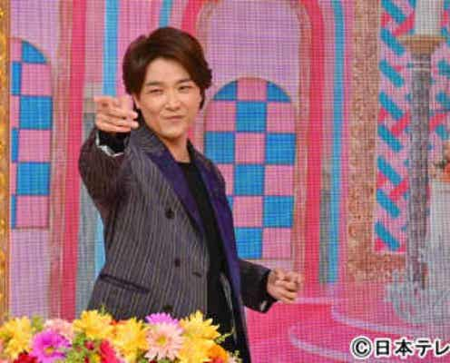 井上芳雄が「幸せ!ボンビーガール」にMCで登場