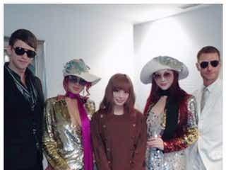 きゃりー、ライブに叶姉妹が参戦「日本人のライブは初めてだったみたい」