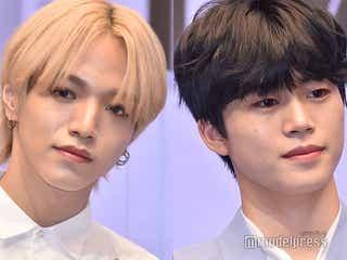 JO1大平祥生&木全翔也、メンズメイクのきっかけ明かす メンバーも「半分くらいはしてる」