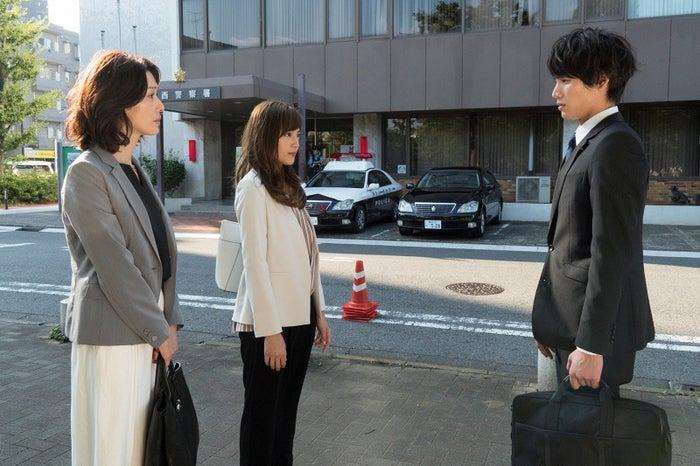 山本未來、川口春奈、福士蒼汰/「愛してたって、秘密はある。」最終話より(画像提供:日本テレビ)