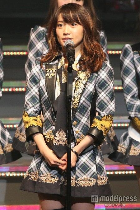 大島優子/「AKB48ユニット祭り 2014」より(C)AKS