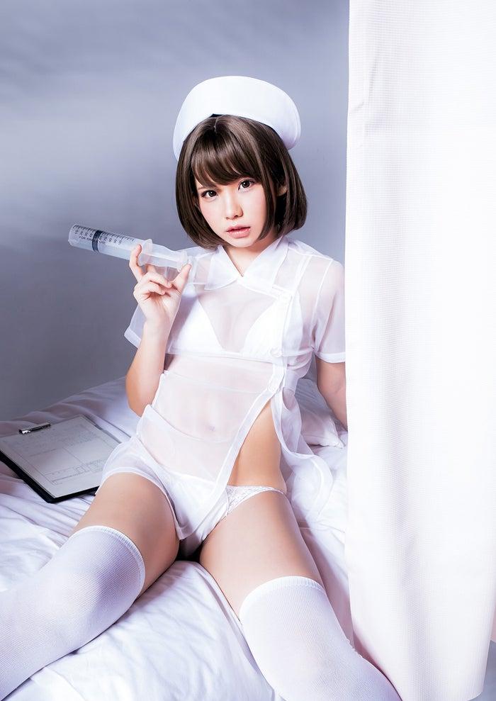 えなこ(C)桑島智輝/集英社