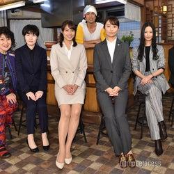 木村文乃主演「七人の秘書」最終回視聴率は16.7% 番組最高更新で有終の美