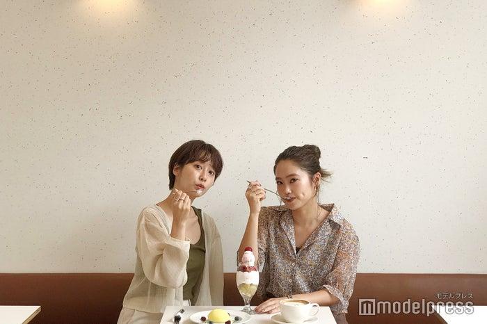 MND COFFEE(C)モデルプレス