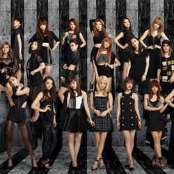 E-girls(画像提供:テレビ朝日)