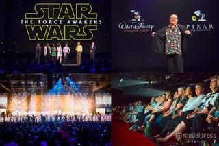 ディズニー本家「D23」大盛況で閉幕 新情報解禁&サプライズゲスト続々…イベント総まとめ<モデルプレス現地取材>