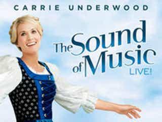 米NBC局で生ライブ放送された『サウンド・オブ・ミュージック・ライブ!』、5月2日(土) DVD発売決定!