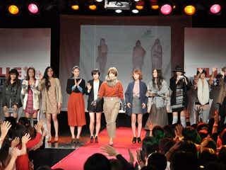 田中美保ら人気モデルが総出演「JILLE」創刊10周年記念イベント<写真特集>
