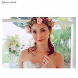 モデルプレス - 押切もえ、薬指に指輪輝く ハワイ挙式で両家両親にサプライズも