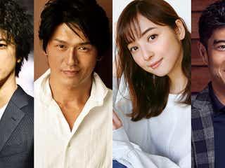 佐々木希、6年ぶり舞台出演決定 桐谷健太らと伝説の映画「醉いどれ天使」を舞台化
