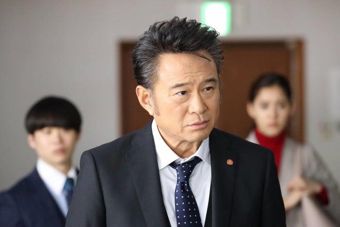 船越英一郎/「トレース~科捜研の男~」第3話より(C)フジテレビ