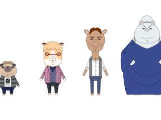 『紙兎ロペ』×『アウト×デラックス』コラボエピソード全4話を1週間限定公開