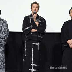 市原隼人、EXILE TAKAHIRO、岡田義徳(C)モデルプレス