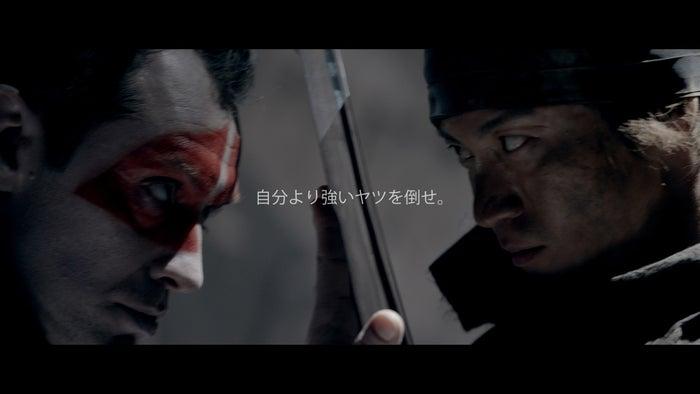 ジュード・ロウ、小栗旬/新CM桃太郎「Episode.4」より