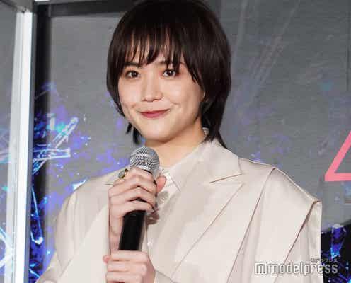 """松井愛莉、""""ウルフカット""""新ヘアお披露目「可愛い」「似合ってる」と反響<砕け散るところを見せてあげる>"""