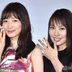 岡本夏美、初共演・増田有華が怖かった?追求に本音吐露