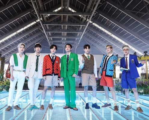 BTS、世界で有名な英国BBCラジオ「Live Lounge」初出演決定「Permission to Dance」「Dynamite」ほか披露