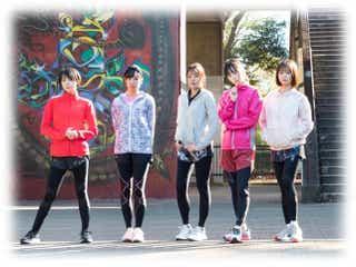 沖縄発アイドルグループ・OBP、首里城復興イベントで24時間駅伝に挑戦