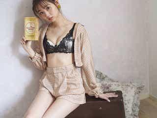 江野沢愛美、セクシーなランジェリー姿が話題「綺麗で憧れ」「スタイルよすぎる」