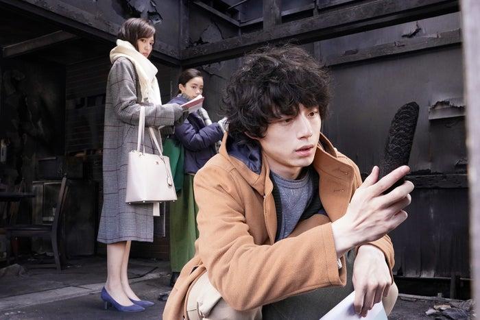 坂口健太郎/「イノセンス~冤罪弁護士~」第1話より(C)日本テレビ